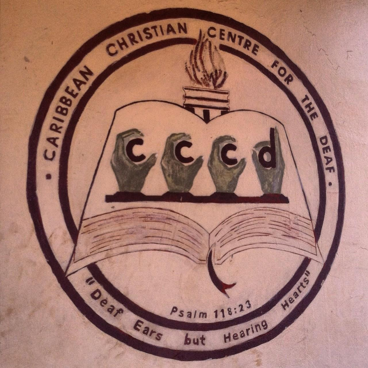 Caribbean Christian Centre for the Deaf logo