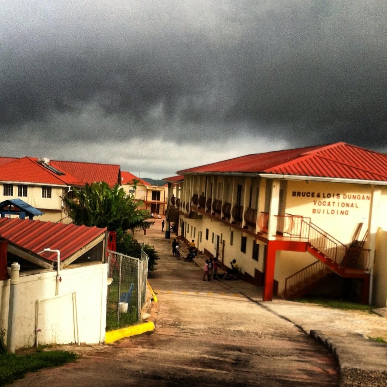 The Caribbean Christian Centre for the Deaf