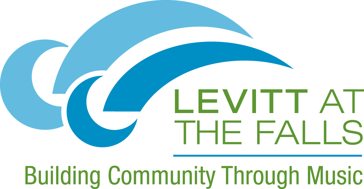 Levitt at the Falls logo