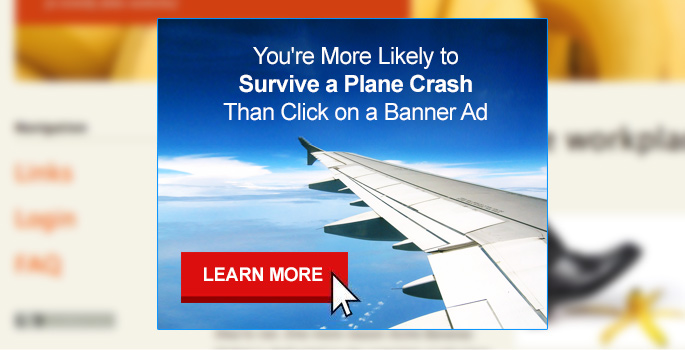 When was the last time you clicked on a display ad?